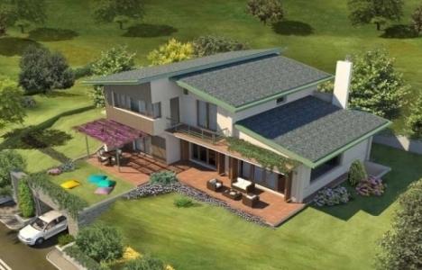 Beykoz Antriva'da 611 bin dolara villa! Yüzde 20 indirim!