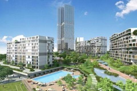 Exen İstanbul 'da 150 daire satıldı, 2. etaba geçildi!