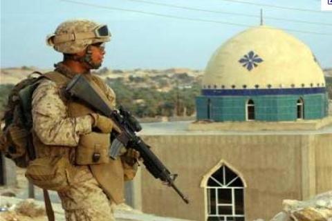 Amerikan askeri Irak'tan çıktı, sıra kentlerin imarına geldi!