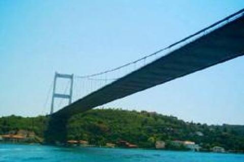 F.S.M Köprüsü'nde güçlendirme çalışmaları başladı!