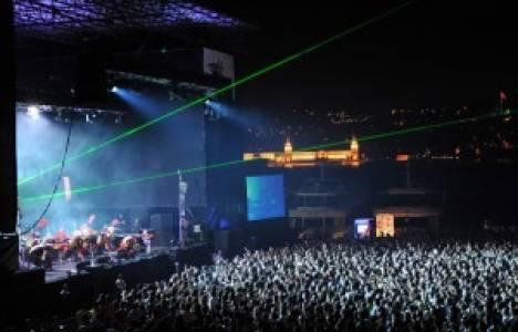 İstanbul'un en iyi konser mekanı!