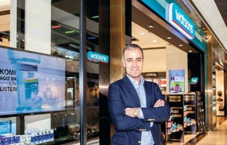 Watsons önümüzdeki 5 yılda her yıl 100 mağaza açacak!