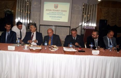 Aydın'da inşaat sektörü