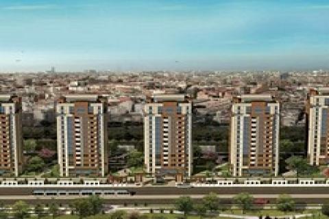 Real İstanbul Konut Projesi'nde 412 bin TL'ye 2+1!