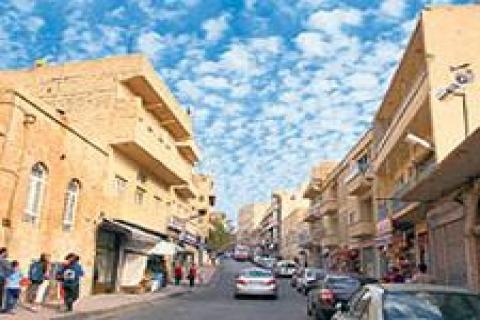 Mardin'de 2 bin 500 beton bina yıkılacak!
