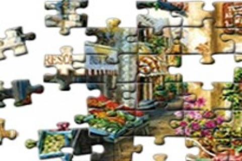 Avrupa'nın en büyük yapboz galerisi Puzzle Galeri açıldı!