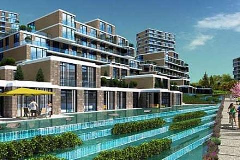 Eroğlu Lounge Evleri'nde 2 bin 700 lira peşinatla 2 oda 1 salon!