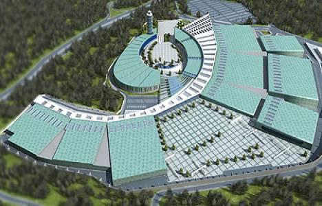 İzmir Yeni Fuar Merkezi'nin temeli bugün atıldı!