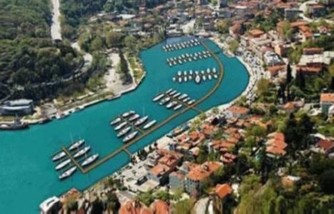 İstinye ve Tarabya'daki tekneparklar açıldı!
