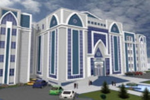 Kırşehir'e Adalet Sarayı yapılıyor