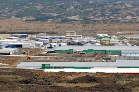 Osmaniye'de icradan 1 milyon 497 bin TL'ye satılık fabrika!