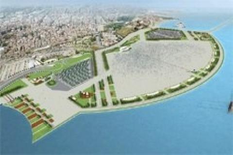 İstanbul'da deniz üzerine yapılacak meydan gösteri alanı olarak kullanılacak!