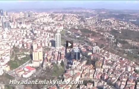 Büyükhanlı Barbaros Rezidans'ın havadan genel videosu!