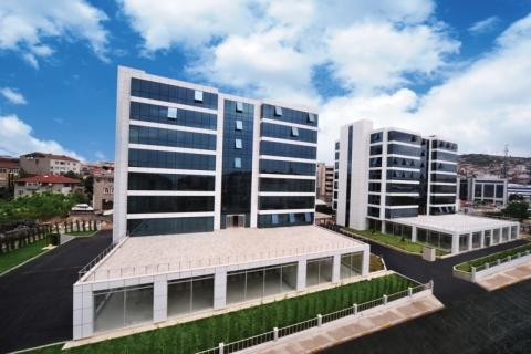 Helis Beyaz Projesi'nde 2 bin liraya kiralık 120 metrekare ofis!