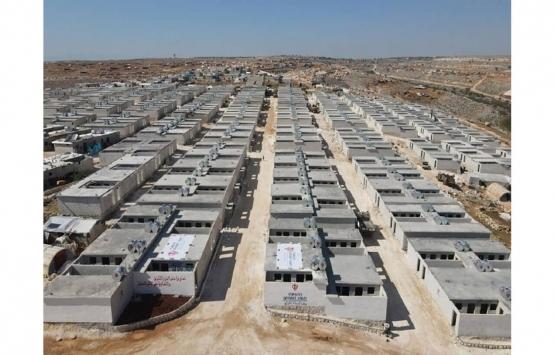 Diyanet İşleri Türk İslam Birliği, İdlib'de 6 bin konut inşa edecek!