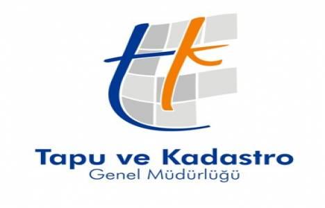 Tapu Kadastro Genel Müdürlüğü Sözleşmeli Personel Alım