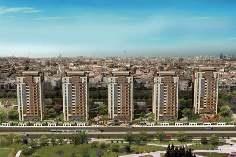 Real İstanbul Sitesi'nde 941 bin 702 liraya 4 oda 1 salon!