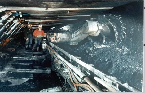 zonguldaktaki kömür madeni