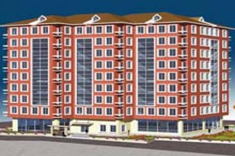 Feriköy Residence'da 218 bin YTL'ye