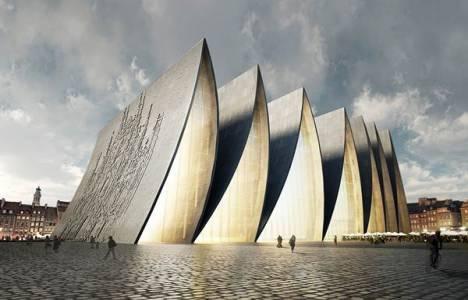 Kiliseler çağdaş mimariye