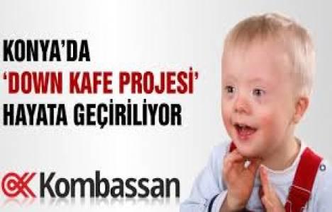 Konya'da Down Sendromlular