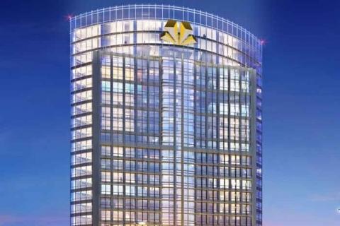 Arista Bomonti Business'ta metrekaresi 5 bin 950 dolara ofis!