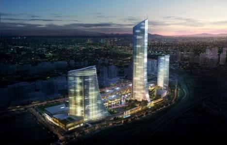 Emlak Konut Metropol İstanbul için tadilat yapı ruhsatı aldı!