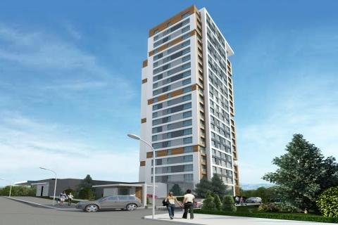 İz Tower Kartal Residence'ta 298 bin TL'ye 2+1! Yüzde 1 peşinatla!