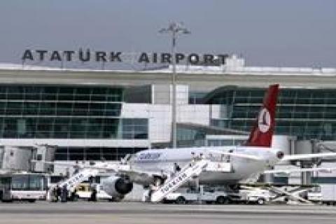 Atatürk Havalimanı Avrupa'nın 8. büyüğü oldu