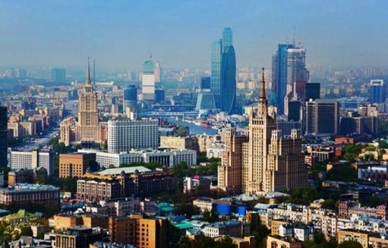 Moskova'da inşaat izinleri yüzde 73 azaldı!