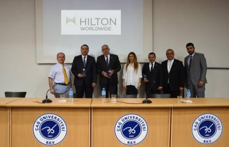 Hilton Worldwide'da Kariyer