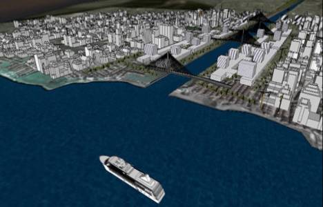 Kanal İstanbul'u yapacak firmalara arazi verilecek!