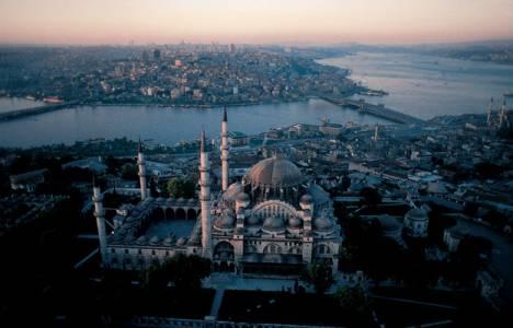 Süleymaniye'yi yenileme çalışmaları