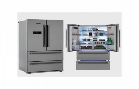 Arçelik buzdolabı yiyecekleri