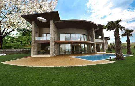 ABD'li yatırımcı villasını internet üzerinden satın aldı