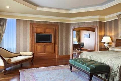 The Ritz-Carlton İstanbul, Türkiye'nin en iyi 5 lüks oteli otelinden biri!