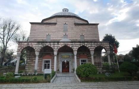 Mihrimah Sultan Camisi'ndeki restore çalışmaları bu yıl bitecek!