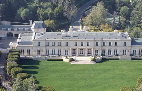 Tamara Ecclestone 125 milyon dolarlık evine taşındı!