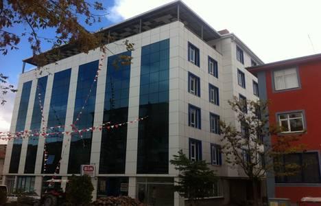 Kadışehri Belediyesi Hizmet Binası ve Kültür Merkezi açıldı!