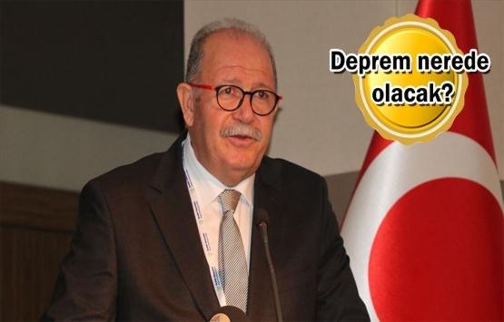 Prof. Dr. Şükrü Ersoy'dan son dakika İstanbul depremi açıklaması!