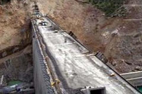 Gaziantep'te baraj boruları