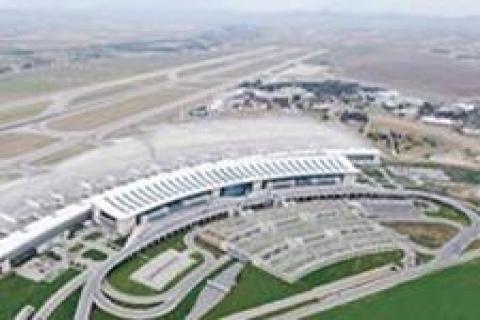 Esenboğa Havalimanı'na pist yapılması planlanıyor