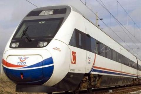 İzmir Yüksek Hızlı Tren Projesi için imzalar atıldı!