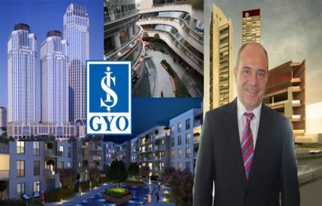 İş GYO 2013'te Finans Merkezi'ne ofis yapacak!