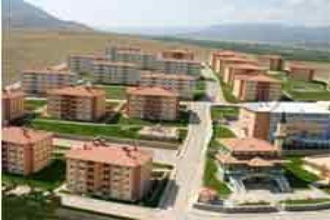 TOKİ, Sivas'a 124