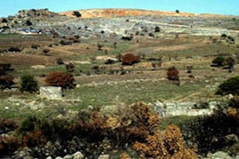 Arazi alan mirasçılara