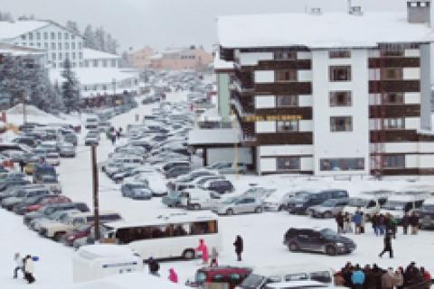 Bayram'da Uludağ'da sadece 3 otel açık