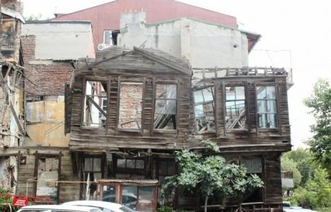 Tekirdağ'daki metruk binalar