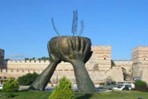 Türkiye'nin ilk kiralık parkı Zeytinburnu'nda