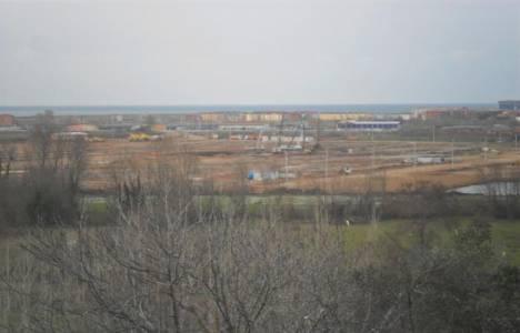 Sanayi arazisi tahsislerinde